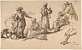 Studies for Standing and Seated Figures. MET DP800036.jpg