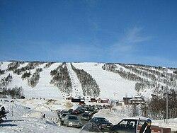 Skiområdet
