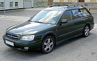 Subaru Legacy (third generation) thumbnail