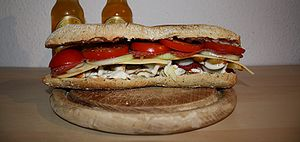 Submarine sandwich