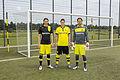 Subotić, Kehl & Weidenfeller 2012-07-04 001.jpg