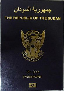 Visa Requirements For Sudanese Citizens Wikipedia