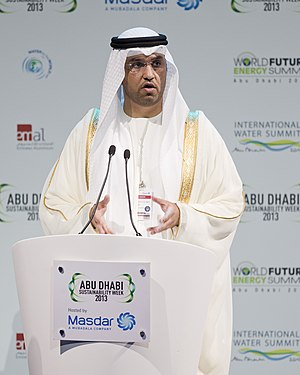 Abu Dhabi National Oil Company - Dr. Sultan Ahmed Al Jaber