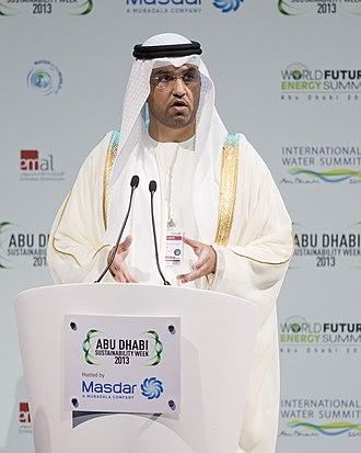 Abu Dhabi National Oil Company - Dr. Sultan Ahmed Al Jaber