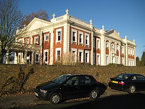 Sunbury-on-Thames - Sunbury Court Conference Centre, built 1723