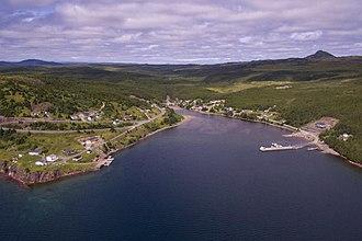 Sunnyside, Newfoundland and Labrador - Image: Sunnyside, Newfoundland, Centre Cove