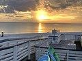Sunset at Clam Pass Beach, Naples FL.jpg