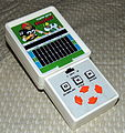 Super-Pro Football, RJP Electronics Ltd., Made in Hong Kong, Circa 1980s (LED Handheld Electronic Garme).jpg