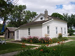 Surveyors house little house on the prairie.jpg