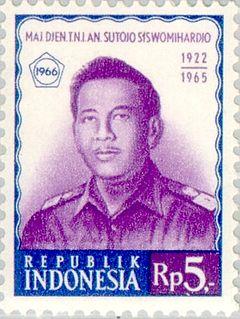Sutoyo Siswomiharjo Indonesian general