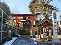 Suwa-jinja (Shimonita, Gunma) torii.jpg