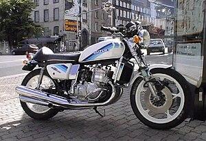 Suzuki GT 750 Wikipdia
