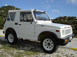 Suzuki Samurai SJ410 photographed in Sérres, Greece.jpg