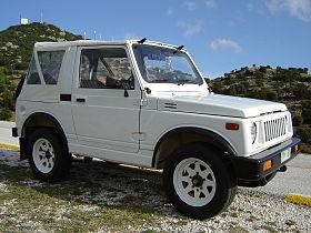 Suzuki sierra automatic