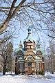 Svēto apustuļu Pētera un Pāvila Ķemeru pareizticīgo baznīca, Katedrāles iela 1, Ķemeri, Jūrmala, Latvia - panoramio (2).jpg