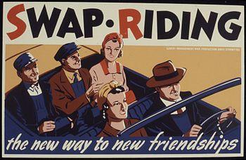 Swap Riding - NARA - 534275