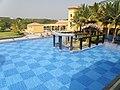 Swimming pool in Employee Care Centre, Infosys Mysore (10).JPG