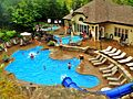 Swimming pools at Cap Tremblant Resort - panoramio.jpg