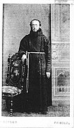 Priest in Fribourg, c. 1860s