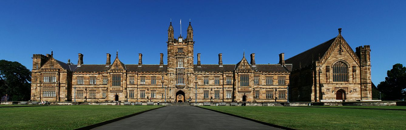 The Main Quadrangle of the University of Sydney SydneyUniversity MainBuilding Panorama.jpg