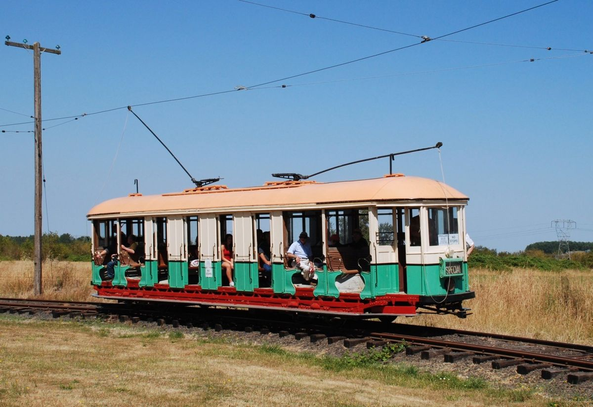 That Car Place >> Oregon Electric Railway Museum - Wikipedia