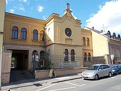 Synagogue Gallery, 17 Kossuth Street, Eger, 2016 Hungary.jpg
