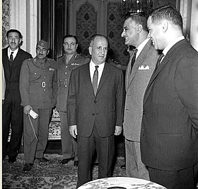 Syrian-Iraqi-Egyptian talks.jpg