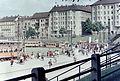 Széll Kálmán (Moszkva) tér a Vérmező út felé nézve. Fortepan 667.jpg