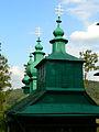 Szczawne. Cerkiew gr.-kat. p.w. Zaśnięcia Marii, obecnie prawosławna, 1889 rok. 01.JPG