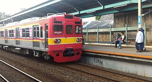 TOEI 6000 set 6181-6168 at Tebet, Indonesia.jpg
