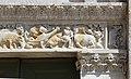 Taglia di biduino, portale sinistro della pieve dei Santi Ippolito e Cassiano (San Casciano di Cascina) xii secolo, 04 anuimali.jpg