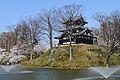 Takada Castle yagura.JPG