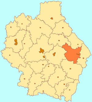 Kirsanovsky District - Image: Tambov oblast Kirsanov