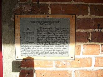 Ybor Factory Building - Image: Tampa Ybor Factory sign 01