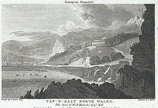 Tan-Y-Ralt North Wales: The seat of W. A. Mddocks Esqr. M. P