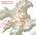 Tangra-2004-5-Survey-Route.png