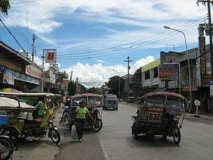 Tanjay - Downtown Tanjay City