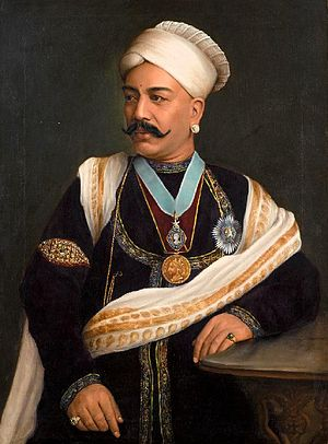T. Madhava Rao - Tanjore Madhava Rao (C.1880)
