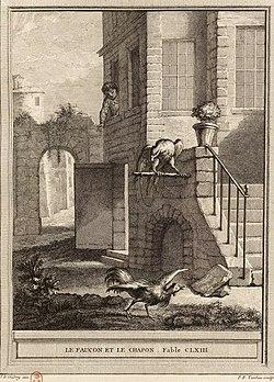 Tardieu-Oudry-La Fontaine-Le faucon et le chapon.jpg