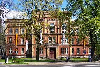 General education liceum - Liceum Ogólnokształcące no. 2 in Tarnowskie Góry