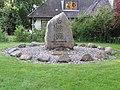 Tastruper Gedenkstätte für die Gefallenen des 1 WK und 2 WK, Tastrup 2014, Bild 02.jpg