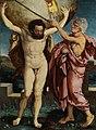 Taten des Herakles dt 16Jh Atlas.jpg