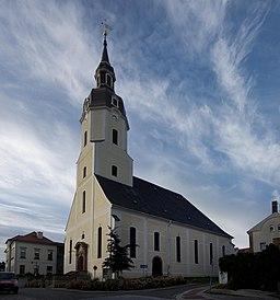 Taucha Kirche St Moritz