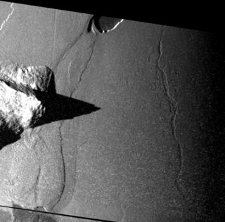 Tawhaki Vallis vallis on Io