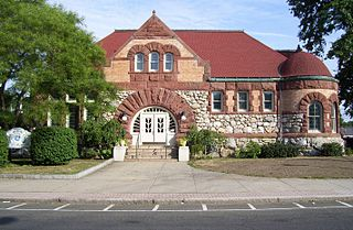 Taylor Memorial Library United States historic place