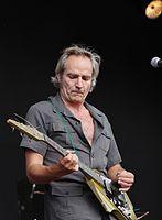 Ted Gaier (Die Goldenen Zitronen) (Haldern Pop 2013) IMGP3614 smial wp.jpg