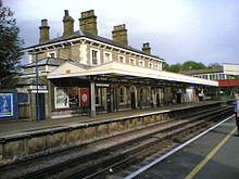 Nearest Service Station >> Teddington - Wikipedia