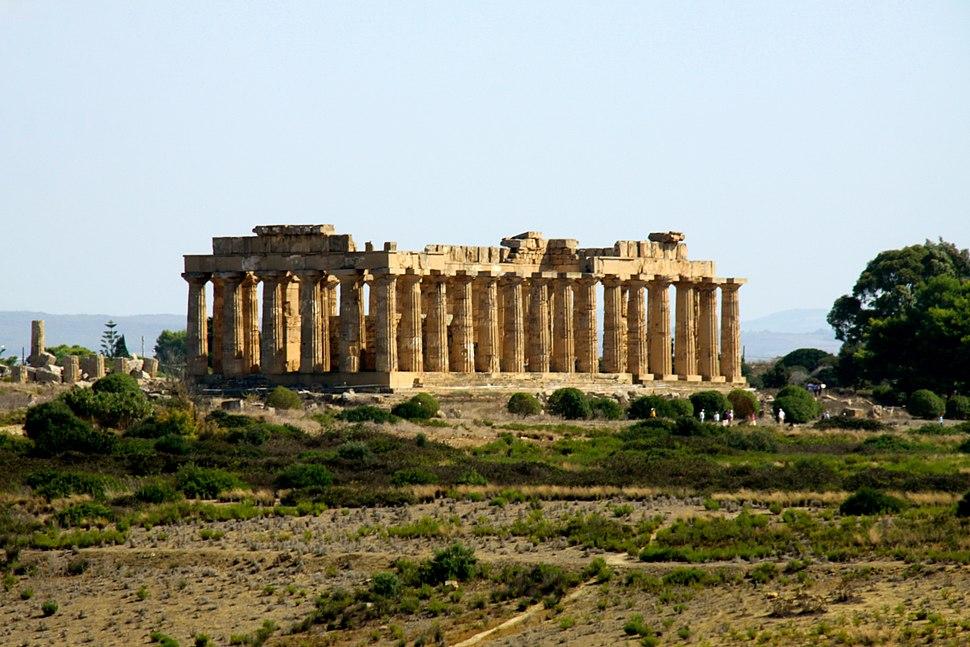 Temple E Selinunte976
