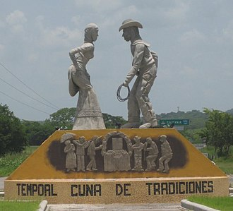 Tempoal de Sánchez, Veracruz - Image: Tempoal