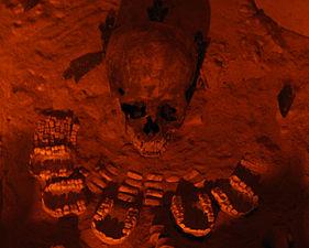 Teotihuacan-Entierro de la pir%C3%A1mide de la Serpiente Emplumada